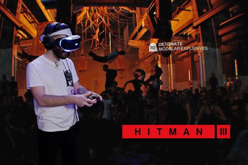 ÕL VIDEO | Virtuaalreaalsus võimaldab keerulisel ajal ööklubis aluspesu väel tantsu vihtuda