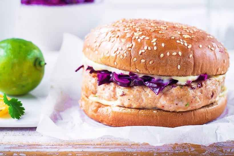 Toitumisnõustaja soovitab: kanaburger, mis ei riku rannavormi