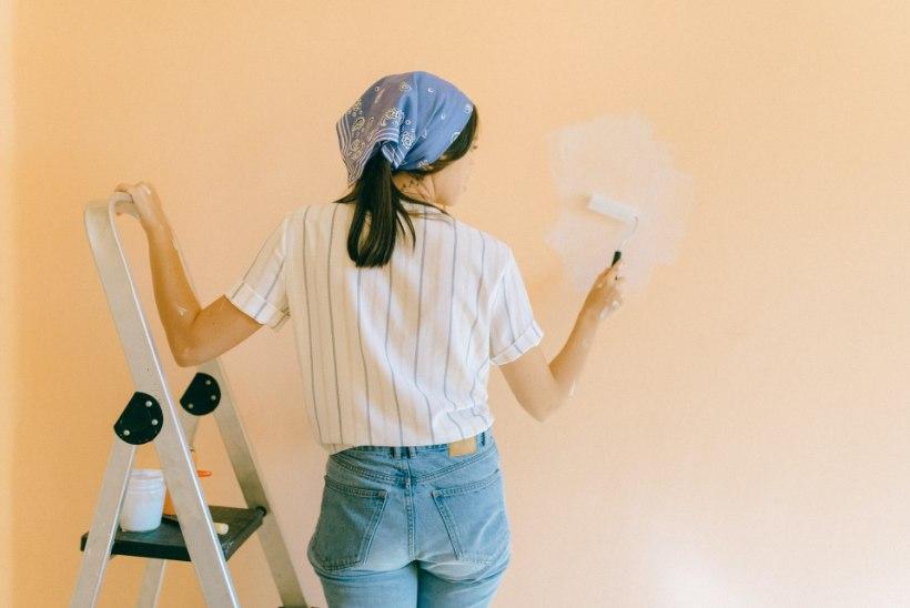 Pintslid ritta! 20 ideed kiireks koduvärskenduseks