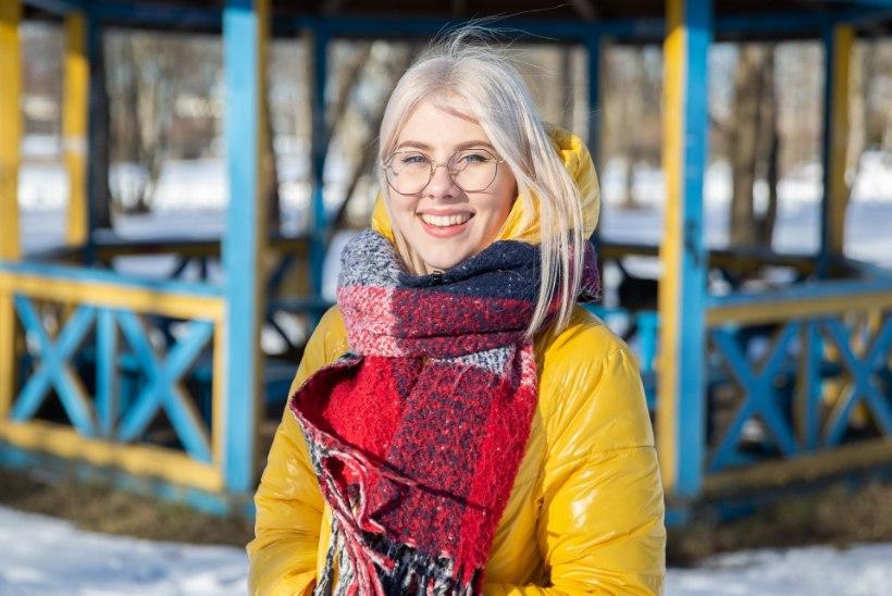 ÕL VIDEO | Tarmukas arstitudeng Orina sõdib TikTokis koroonaeitajatega: räägin videotes eesti keeles, kuid mind kutsutakse sibulaks