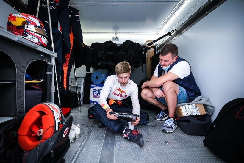HEA UUDIS! F2 tiitlit jahtiva Vipsi sõidud jõuavad otsepildis ka Eesti spordisõpradeni
