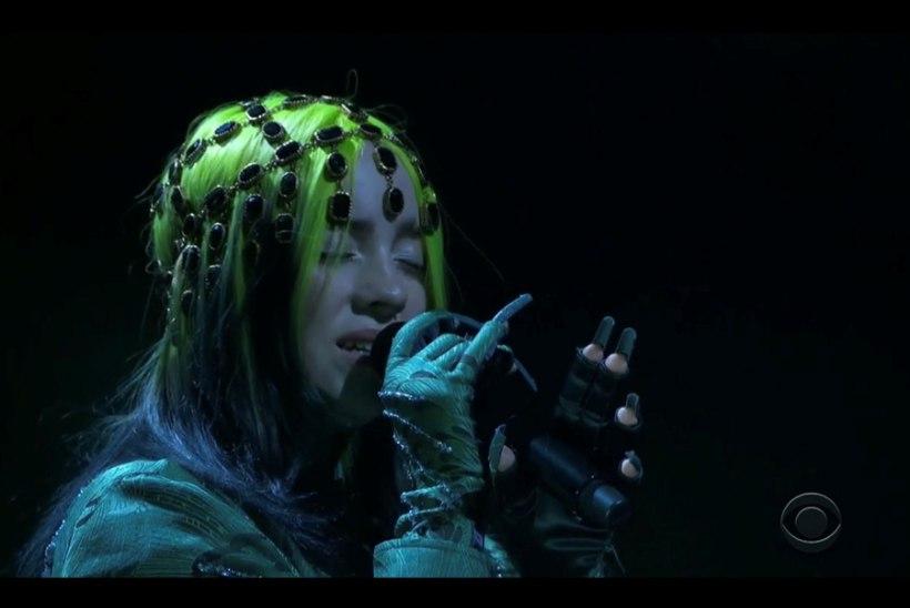 Billie Eilish kinnitas fännide kahtlusi, et ta on viimasel ajal parukat kandnud
