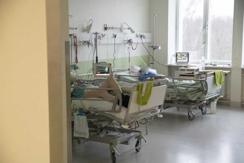 TAHTSIN TEHA MIDAGI KASULIKKU! Trafficu solist Silver Laas räägib Soome lehes, miks ta töötab haiglas