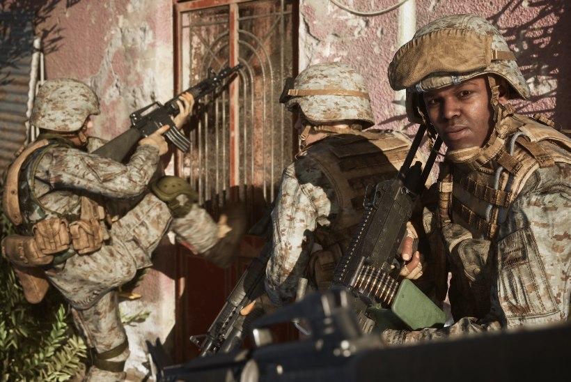 Skandaalne tulistamismärul Iraagi sõjast sai esimese mängupilti tutvustava video