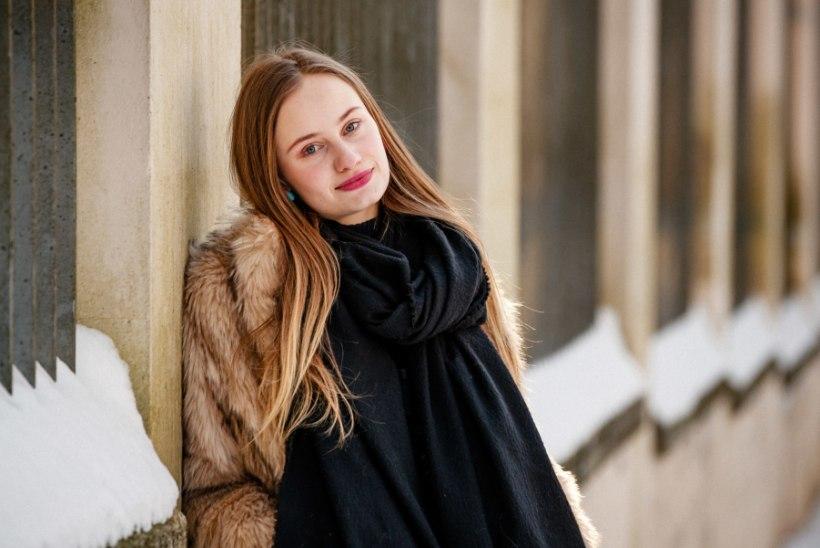 """Amanda Hermiine Künnapas: """"Väga õige, et ma lavakooli sisse ei saanud. Sain õppetunni, et kõik ei tule nii lihtsalt kätte."""""""