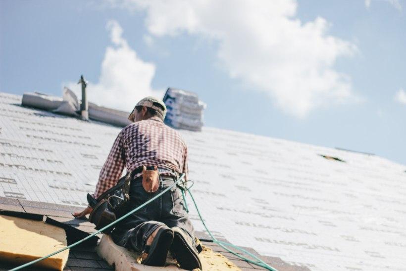 Just nüüd on õige aeg alustada suveks kavandatud katuseremondi eeltöödega!