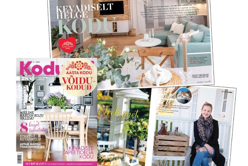 Lugejakirjad | Kodukirja lugejate muljeid märtsi ajakirjast