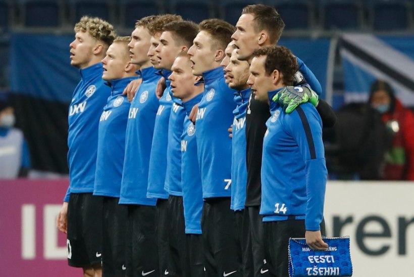 Sassi löödud koosseisuga Eesti koondisega liitub veel neli meest