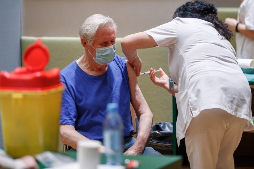 2000 DOOSI! Nädalavahetusel oodatakse vaktsineerima Ida-Virumaa eakaid