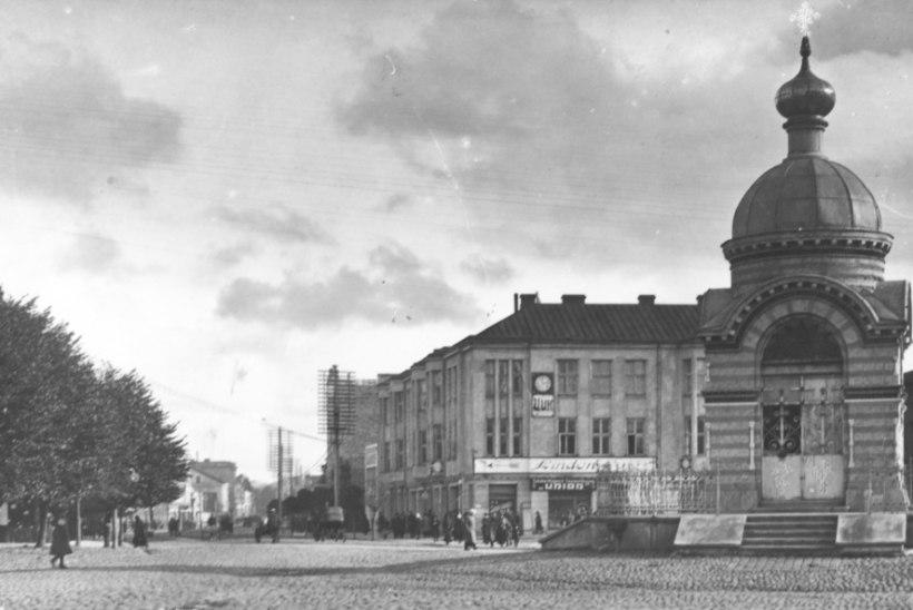VABAMEELSED TANTSUTÜDRUKUD JA KUPLEED: kabareed polnud  Eesti Wabariigis vooruse verstapostid