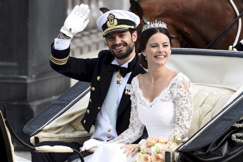 Printsess Sofia ja prints Carl Philip said kolmanda lapse!