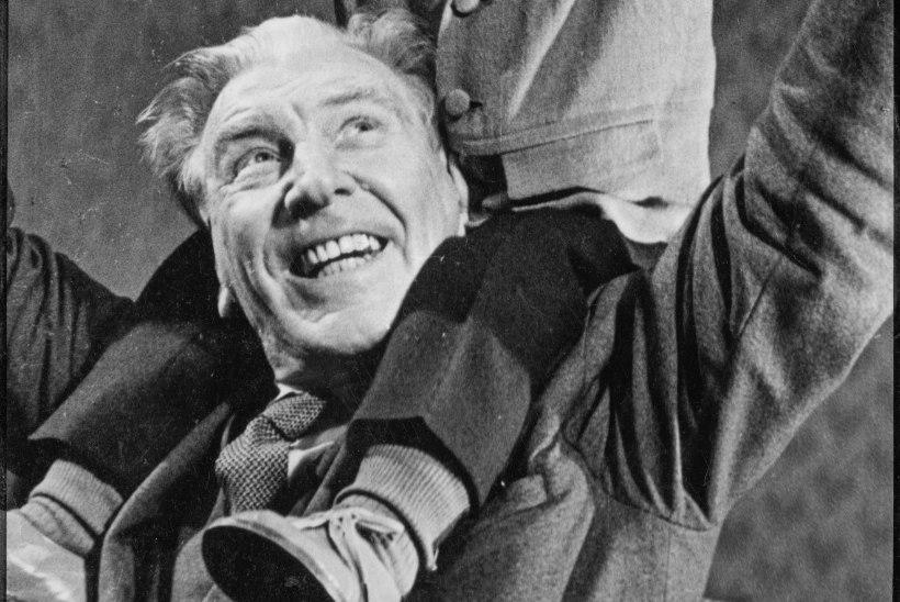 Tõnis Erilaiu lehesaba | Kuidas Ants Lauter teatri üle kurtis