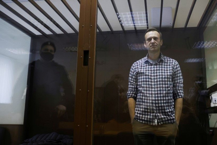 Aleksei Navalnõi: mind piinatakse!