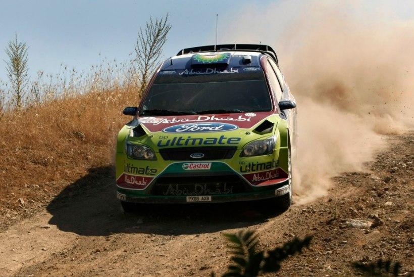 OHHOO! WRC kalendrisse lisandus uus ralli