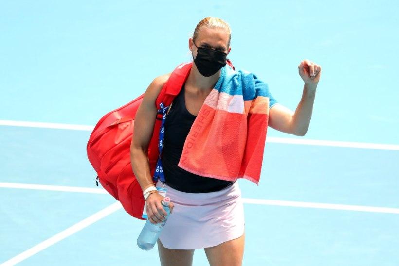 Kanepi vandus Miamis alla maailma 23. numbrile