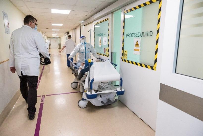 Ööpäevaga lisandus 1151 koroonapositiivset, haiglas on 667 patsienti