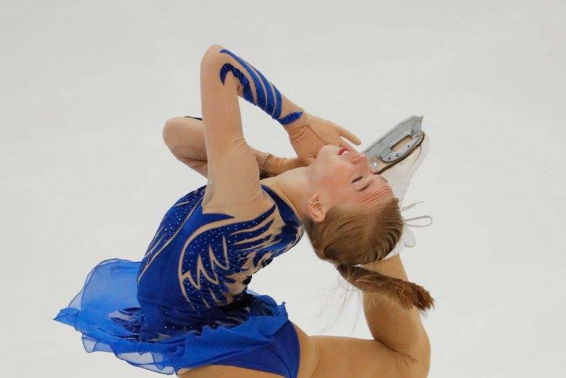 HÄSTI! Kiibus teenis MMil 14. koha ja olümpiapääsme