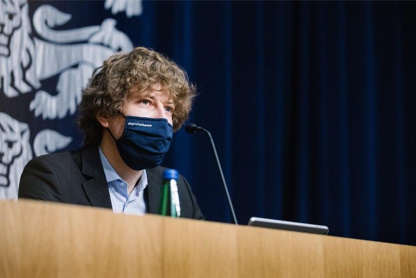 Tanel Kiik koges vaktsineerimise kõrvaltoimeid: palavik, peavalu ja süstekoha valulikkus