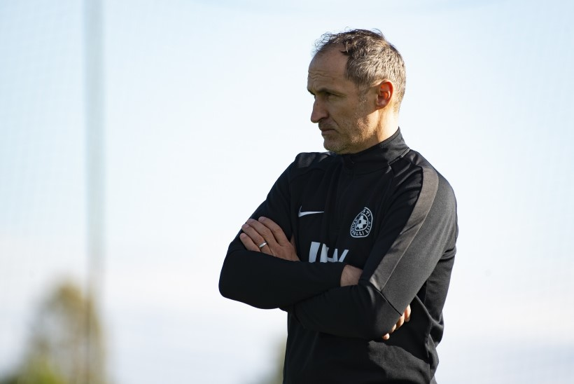 INTERVJUU   Jalgpallikoondise peatreener Thomas Häberli: noored mängijad vajavad veel rahvusvahelisi kogemusi