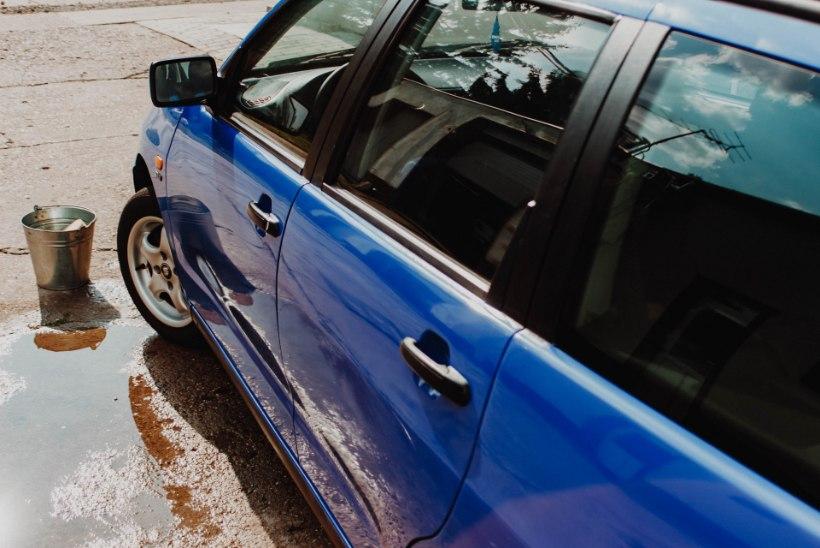 KEVADINE AUTOHOOLDUS   4 põhjust, miks just nüüd oma sõiduk teravama pilguga üle vaadata