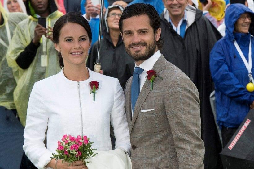 Prints Carl Philip ja printsess Sofia teatasid kolmanda poja nime