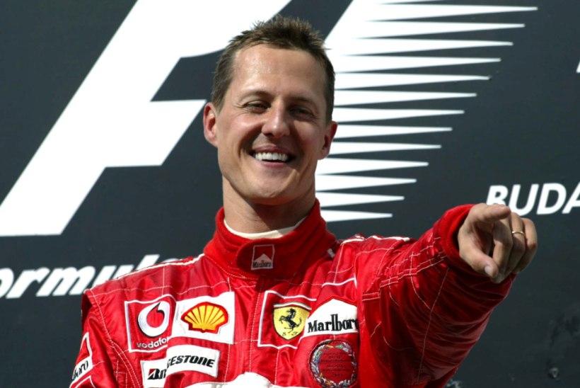 Saladuse lõpp: Michael Schumacheri perekond avaldab lõpuks haruldased kaadrid vormelilegendi seisundist