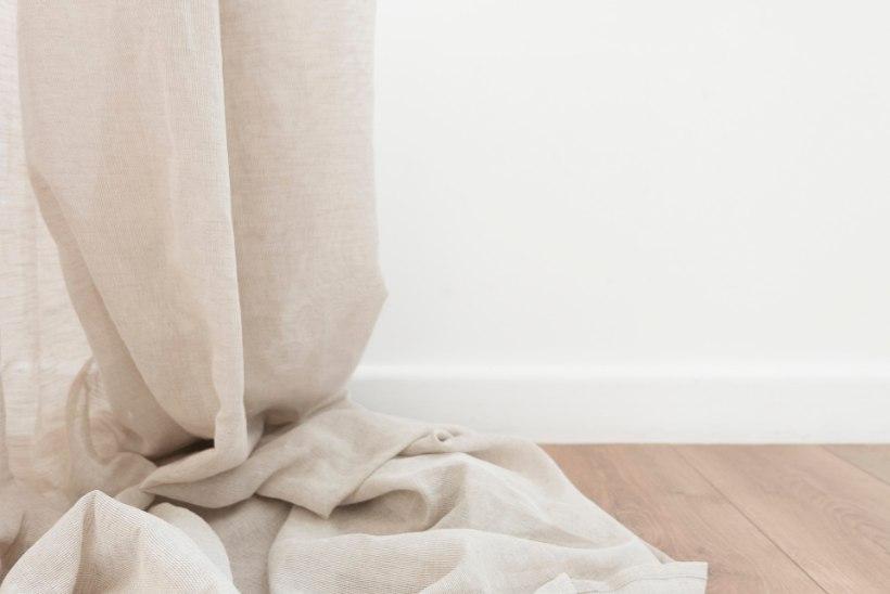 Linane kangas on sisekujunduses popp! Kuidas seda hooldada, et hea välimus püsiks?