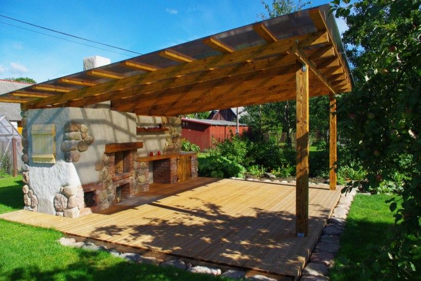 Tee oma kodune elu mõnusaks: hästi planeeritud aed ja väliköök on suvisel ajal parim koht, kus aega veeta!