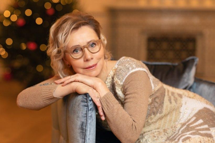 Näitlejanna Tiina Mälberg: peame õppima olema terved ja tugevad, et ennast seeläbi aidata