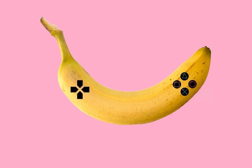 PlayStationi järgmiseks puldiks võib saada tavaline banaan ning ei, see pole nali!