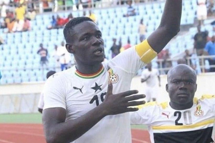 Paide linnameeskonnaga liitus järjekordne Aafrika jalgpallitalent