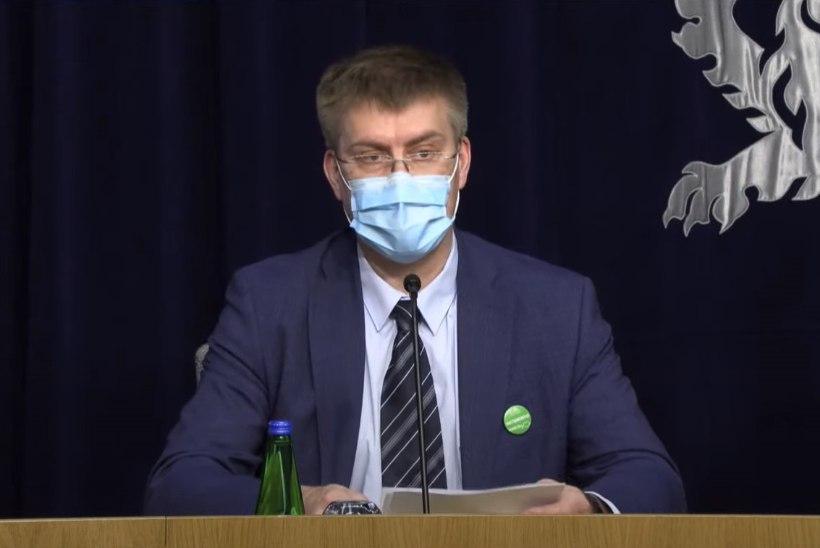 VIDEO | SURI 31AASTANE PÄÄSTEAMETNIK! Ravimiamet: ei saa veel hinnata, kas sel oli seos vaktsiini kõrvaltoimetega