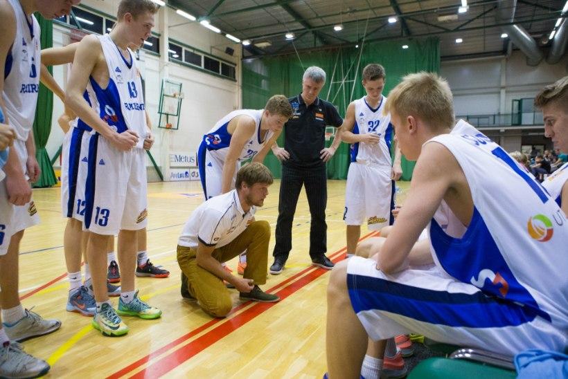 Korvpalli uus kuldne põlvkond | Pehka: meedia sõitis Audentesest teerulliga üle, kuid täna jõudsid need mängijad EMile