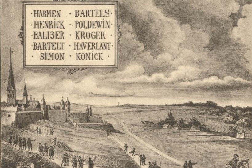 """Tallinna piiramist kirjeldanud kroonik: """"Siis tungisid tallinlased kõik koos wälja ja peksid wenelased suure mehisusega ja waewaga sealt minema!"""""""
