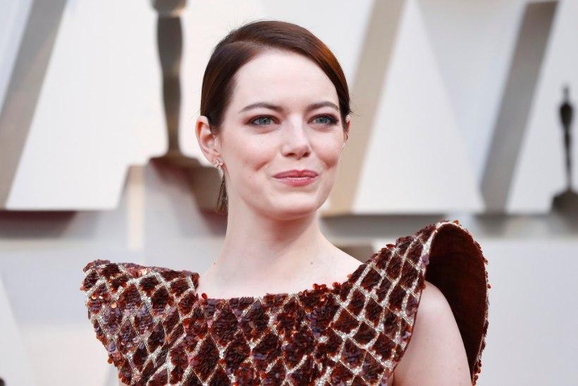 Oscari-võitja Emma Stone sai tütre