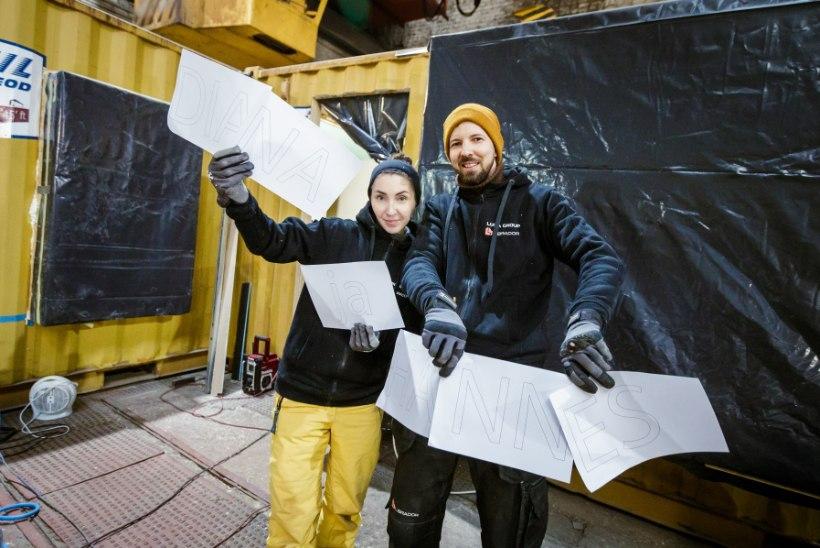 """""""NAABRIST PAREM""""   Diana ja Hannes: oskame põhimõtteliselt kõiki ehitustöid ise teha"""
