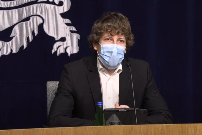 VIDEO | Tanel Kiik: vastutustundlikult käitudes saame ühiskonna avada ning haiglad ei pea enam tegema raskeid valikuid, keda ravida