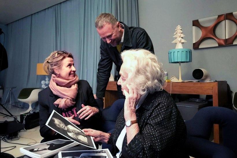 Ita Ever fotograaf Toomas Volkmannile: mida te seda näitlejat pildistate? Näitleja on igav inimene