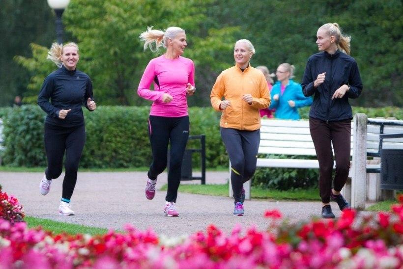 Tervisekilomeetrite programm motiveerib rohkem liikuma
