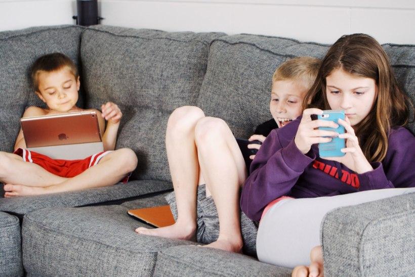 Ekspert annab nõu: kuidas tõsta laste ja noorte nutiseadmete turvalisust