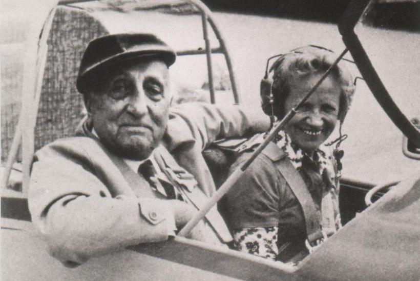Kartmatul lennukipiloodil Hanna Reitschil oli võimalus Hitler päästa