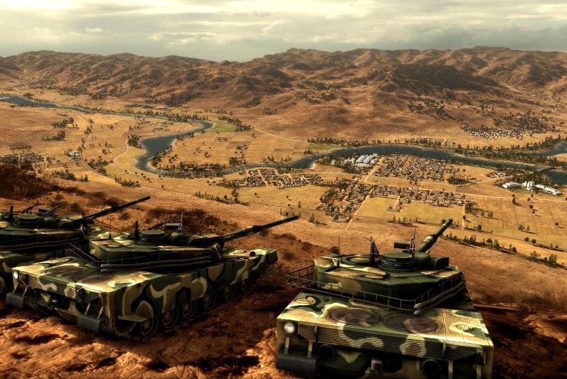 Sel nädalal viib Epic Gamesi tasuta mäng sind hiiglaslikele sõjatandritele