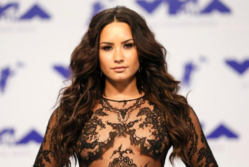 Demi Lovato võttis kogemata kaalus alla