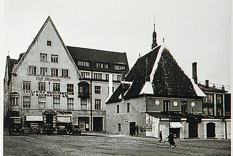 Punaarmee pommirünnak muutis Tallinna linnapilti igaveseks. Halvimast päästsid meid soomlased