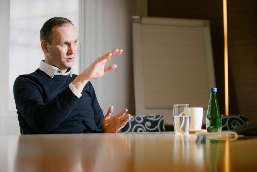 """Swedbanki juht Olavi Lepp: """"Haigestumiste arv on mitu korda üles läinud, aga finantstervis püsib endiselt."""""""
