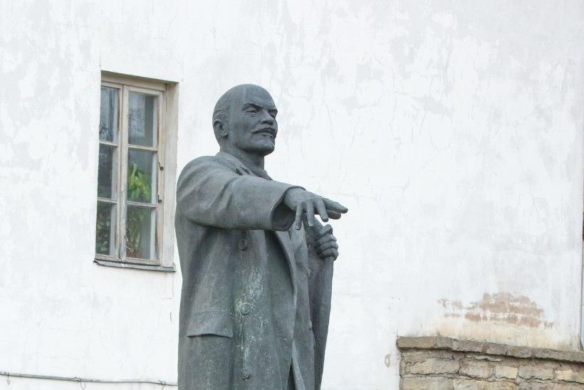 Valve Raudnaski kolumn | Kui sammas riivab poliitikat, pole selle saatus kunagi kindel