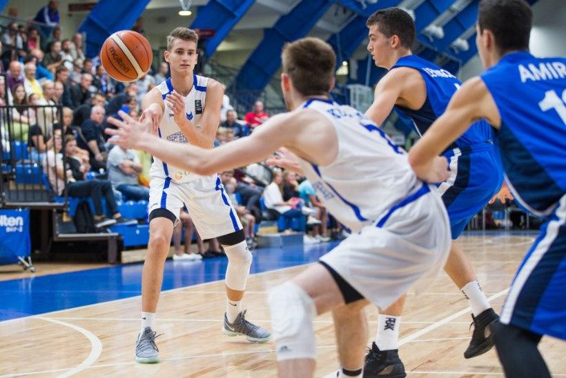 Korvpalli uus kuldne põlvkond | Reeglimuudatused, mis sundisid noored eestlased mängima