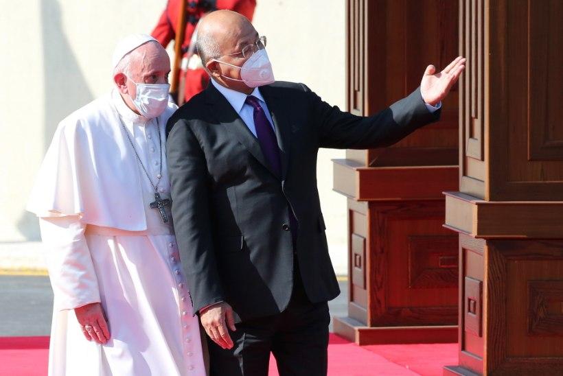 AJALOOLINE HETK: algas Paavst Franciscuse külaskäik Iraaki