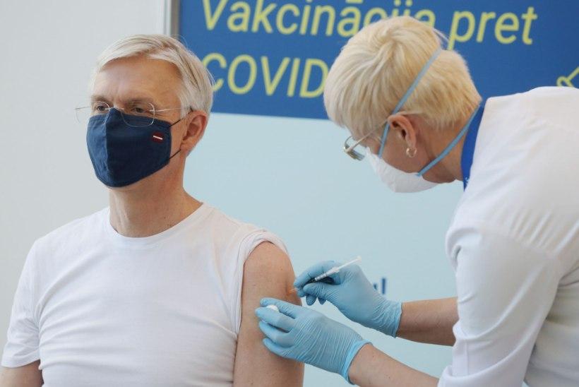 Läti ostab veel 1,1 miljonit doosi Pfizer/BioNTechi vaktsiini