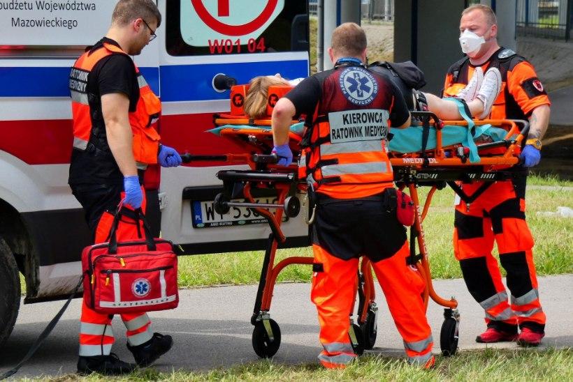 Poola bussiõnnetuses hukkus viis ukrainlast